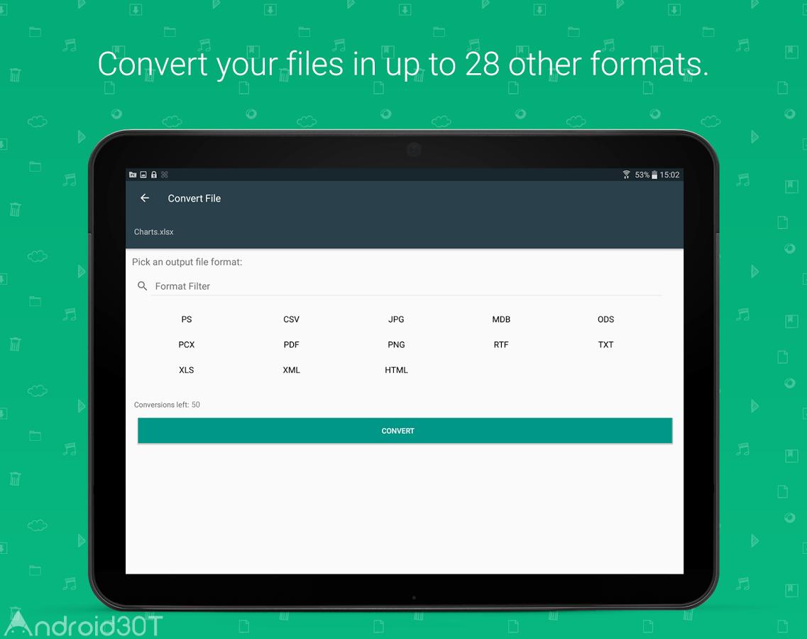 دانلود ۴File Commander – File Manager Premium 6.3.33413 – فایل منیجر اندروید