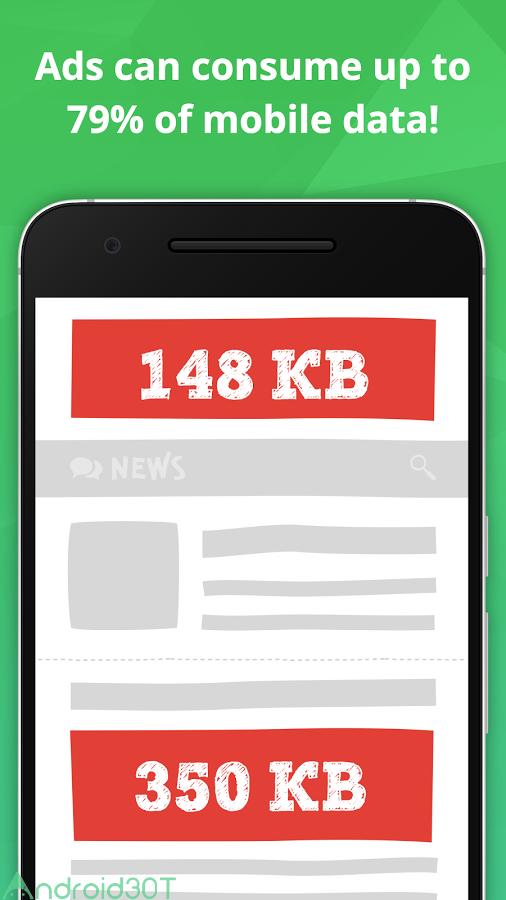 دانلود Adguard Content Blocker 2.11.81 – برنامه مسدود سازی تبلیغات اینترنتی اندروید
