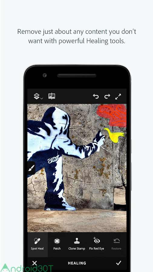 دانلود Adobe Photoshop Fix 1.0.499 – ادیتور قدرتمند ادوب فتوشاپ فیکس اندروید