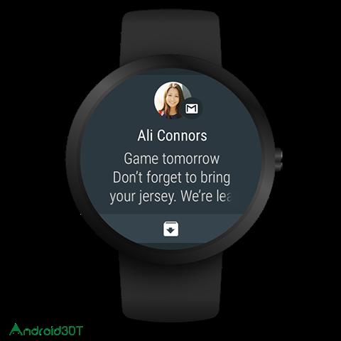 دانلود 2.9.0.185084575 Android Wear – Smartwatch – اندروید ویر برای اتصال گوشی به ساعت های هوشمند