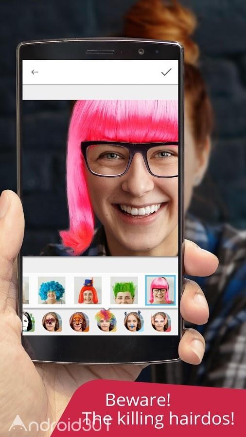 دانلود Avatars+ Full 1.34 – برنامه آواتار پلاس، سلفی با ماسک اندروید