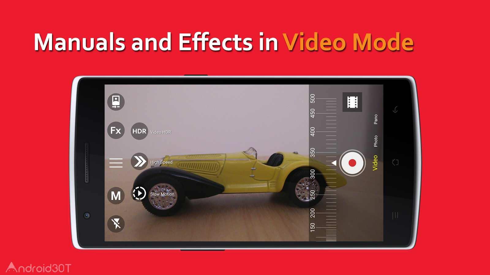 دانلود Bacon Camera 1.10.7 – دوربین گوشی OnePlus One و LG G3 اندروید