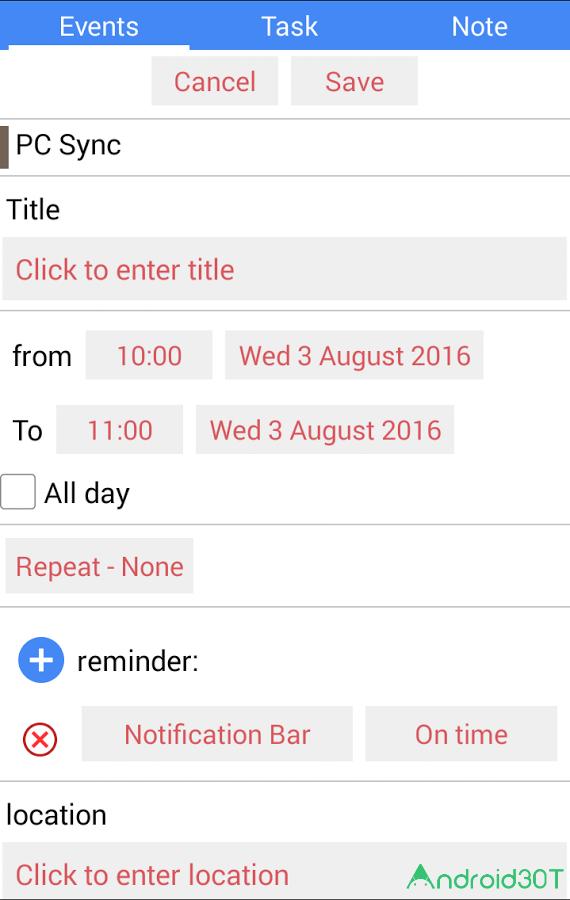 دانلود BadeSaba 11.2.0 – نسخه جدید تقویم باد صبا