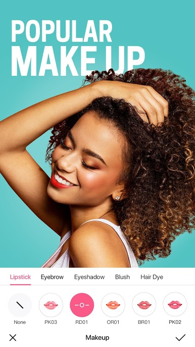 دانلود BeautyPlus – Easy Photo Editor & Selfie Camera 7.2.0340 – نرم افزار ادیت عکس اندروید
