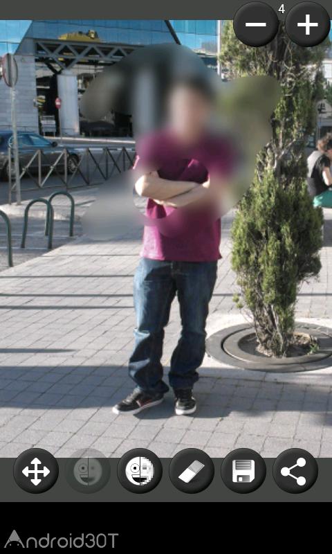 دانلود Blur Image 1.1.7 – برنامه تار کردن قسمتی از عکس اندروید