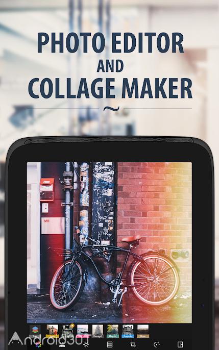 دانلود Camly photo editor & collages 2.0 – برنامه ویرایش تصویر کاملی اندروید