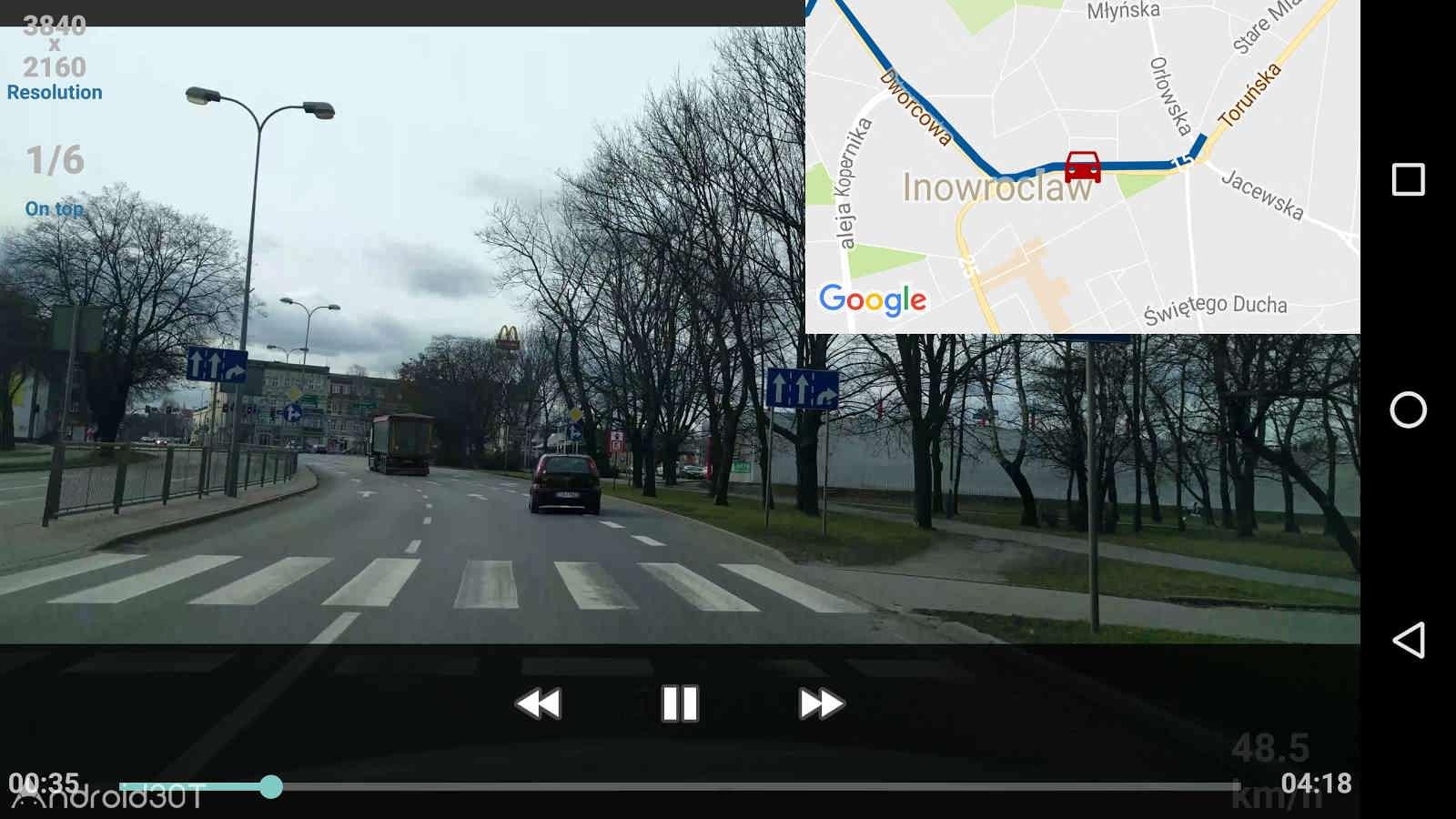 دانلود Car Camera 1.4.5 – برنامه دوربین داشبورد ماشین اندروید