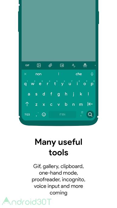 دانلود Chrooma – Chameleon Keyboard 5.1.1 – برنامه کیبورد حرفه ای اندروید