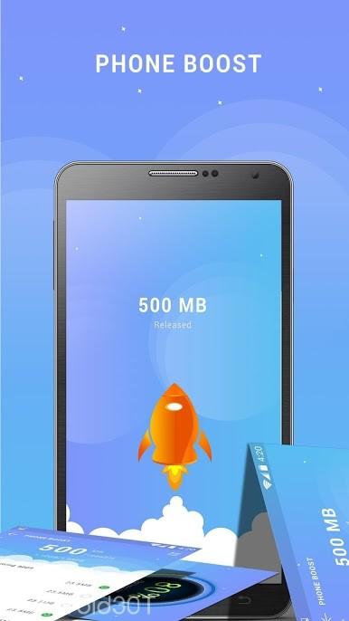دانلود Cleaner – Boost Mobile Pro 1.7 – برنامه پاکسازی و افزایش سرعت اندروید