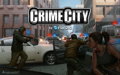 دانلود Crime City 8.6.6 – بازی اکشن شهر جنایت برای اندروید