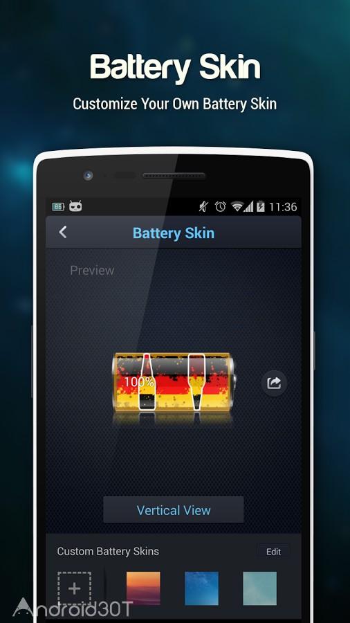 دانلود DU Battery Saver PRO 4.9.4 – کاهش مصرف باتری اندروید