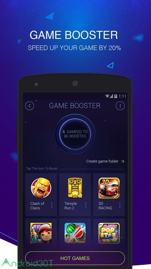 DU Speed Booster & Cleaner 2.9.9.6