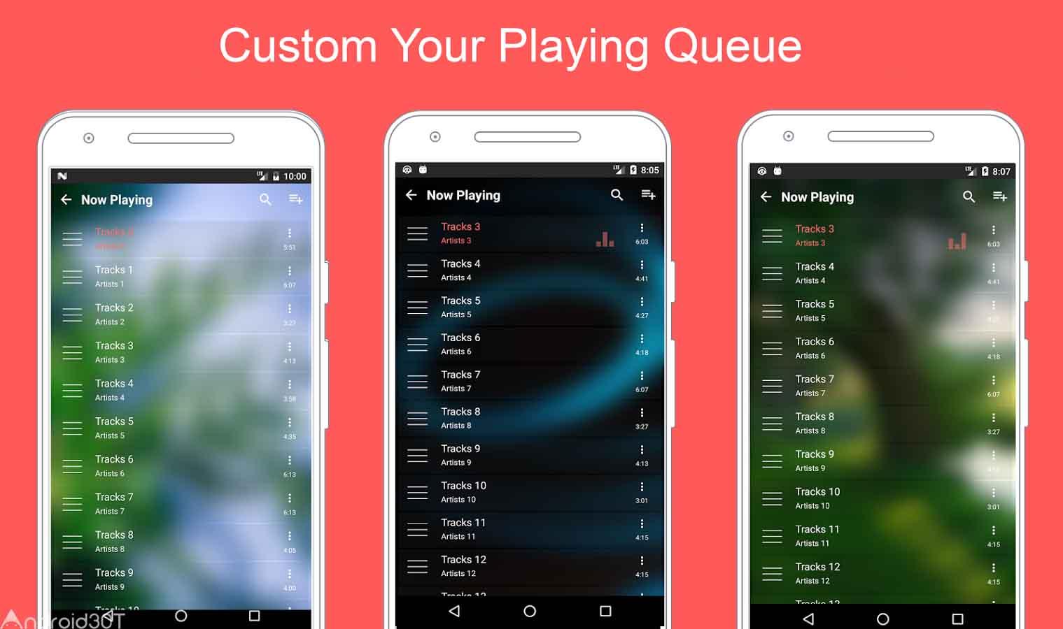 دانلود ET Music Player Pro 2017.1.7 – برنامه موزیک پلیر قدرتمند اندروید