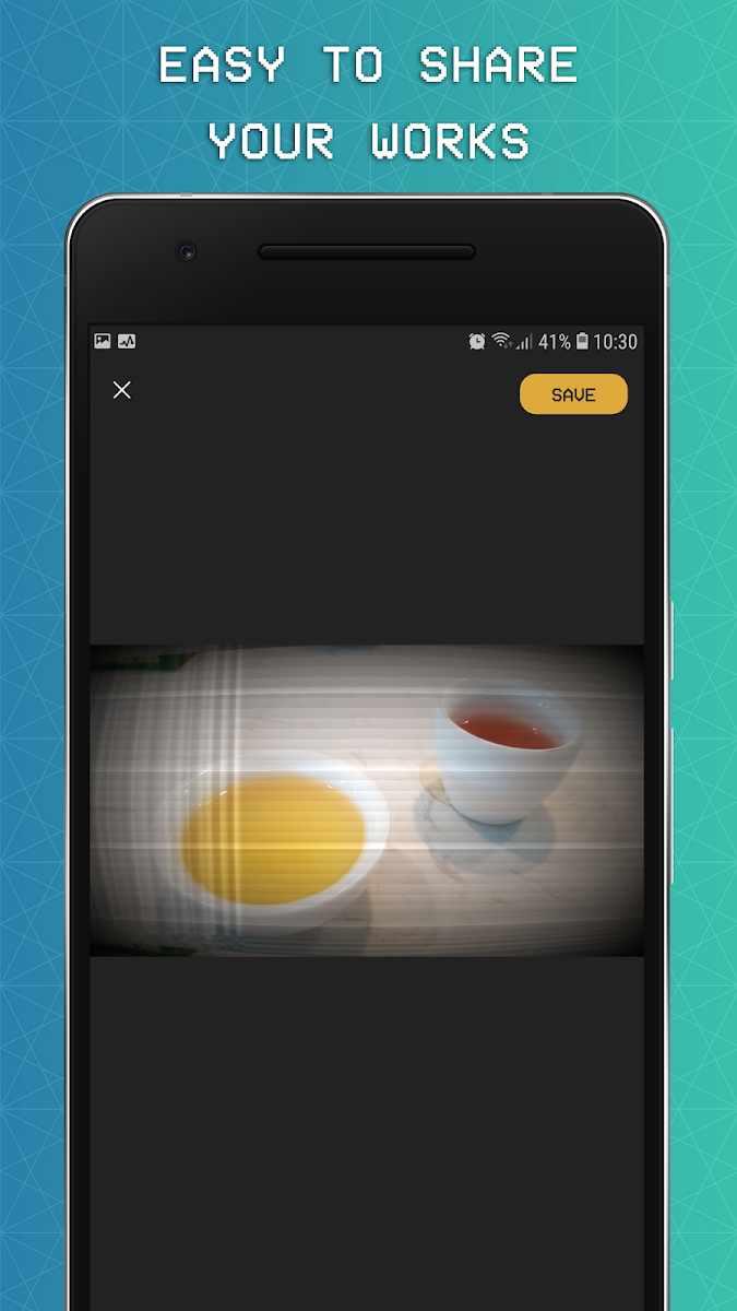 دانلود EZ Glitch Video Editor 1.2.5 – برنامه ویرایشگر ویدئو با جلوه های سه بعدی اندروید
