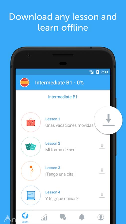 دانلود Language Learning – busuu 20.2.3.538 – برنامه آموزش زبان بوسو اندروید