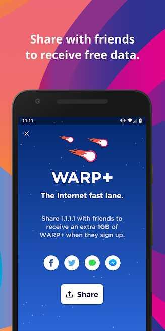 دانلود Faster & Safer Internet 5.4 – برنامه افزایش سرعت اینترنت اندروید