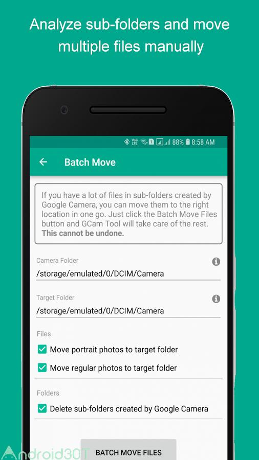 دانلود GCam Tool Pro 1.02 – برنامه کاربردی دوربین گوگل اندروید