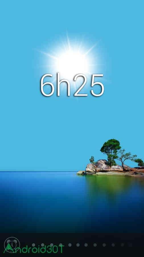 دانلود Glimmer (luminous alarm clock) Full 2.0.32 – آلارم هوشمند و حرفه ای اندروید