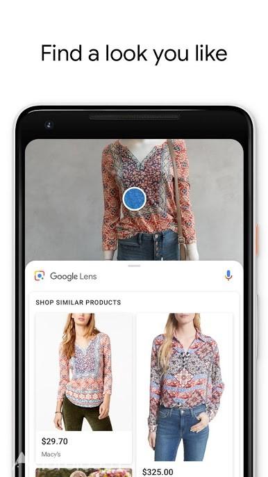 دانلود 1.12.20072801 Google Lens – برنامه گوگل لنز برای اندروید