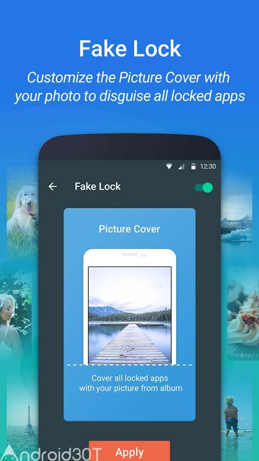 دانلود IObit Applock: Face Lock & Fingerprint Lock 2018 2.4.5 – برنامه محافظت از حریم خصوصی اندروید