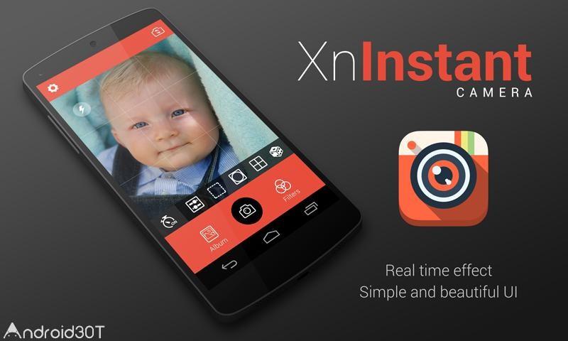 InstaCam Pro – Camera Selfie 1.43 – برنامه عکاسی اندروید