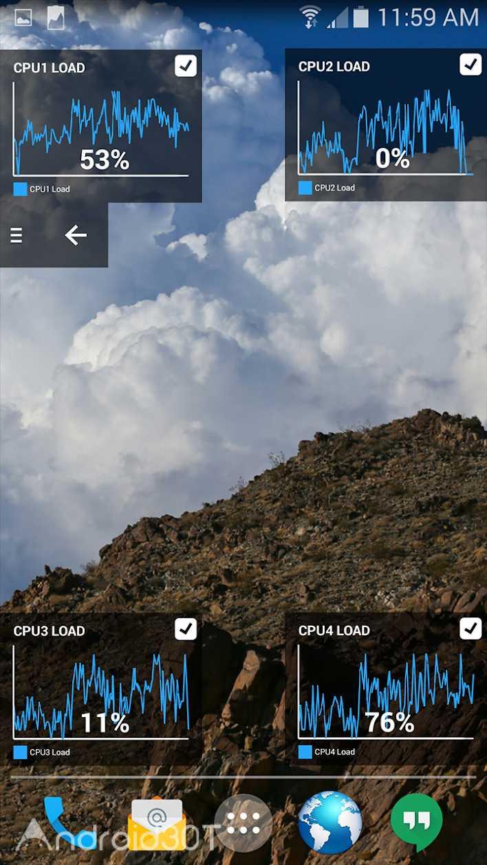 دانلود ۶٫۲ Trepn Profiler – برنامه تشخیص عملکرد دستگاه اندروید