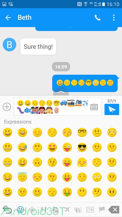 دانلود Handcent SMS 9.4.5 – پیام رسان محبوب و حرفه ای اندروید