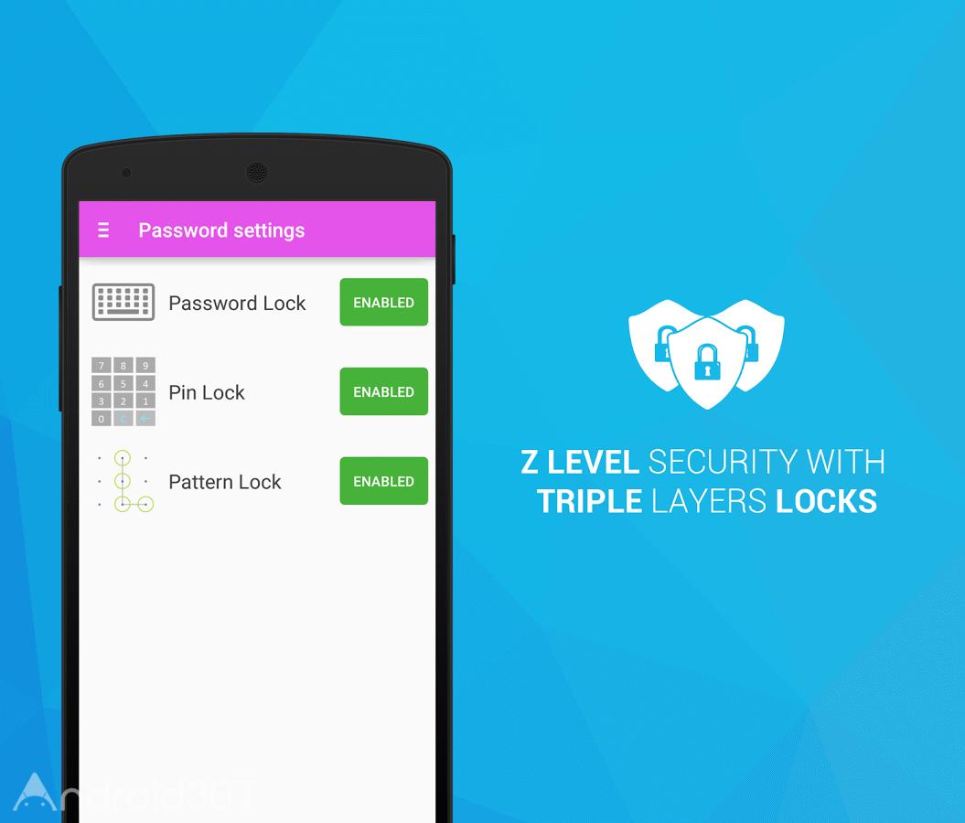 Hide Secrets 4.1 – مخفی کردن اسرار تلفن همراه اندروید