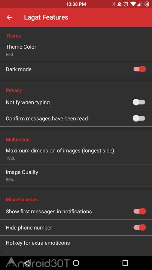 دانلود Lagatgram 5.2.1.2 – لاگاتگرام، نصب همزمان دو تلگرام اندروید