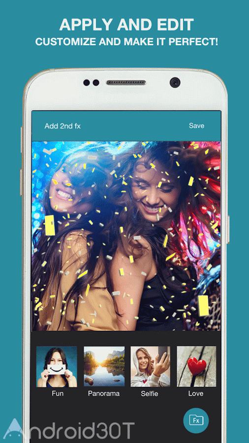 3.3.9 Lumyer – Augmented Reality – برنامه ی ساخت تصاویر هنری اندروید