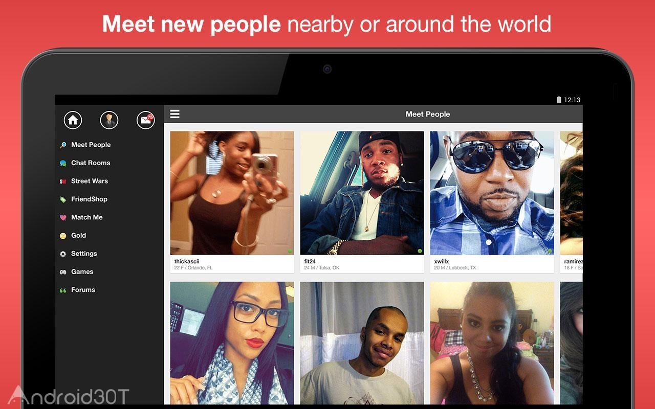 دانلود Moco – Chat, Meet People 2.6.121 – مسنجر موکو اندروید