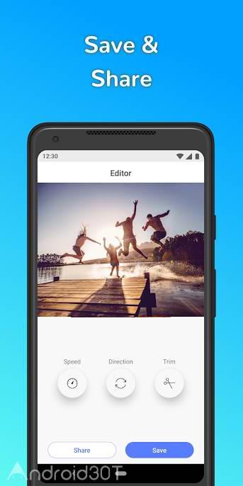 دانلود Momento – GIF Maker & Creator 1.1.1 – برنامه ساخت گیف اندروید
