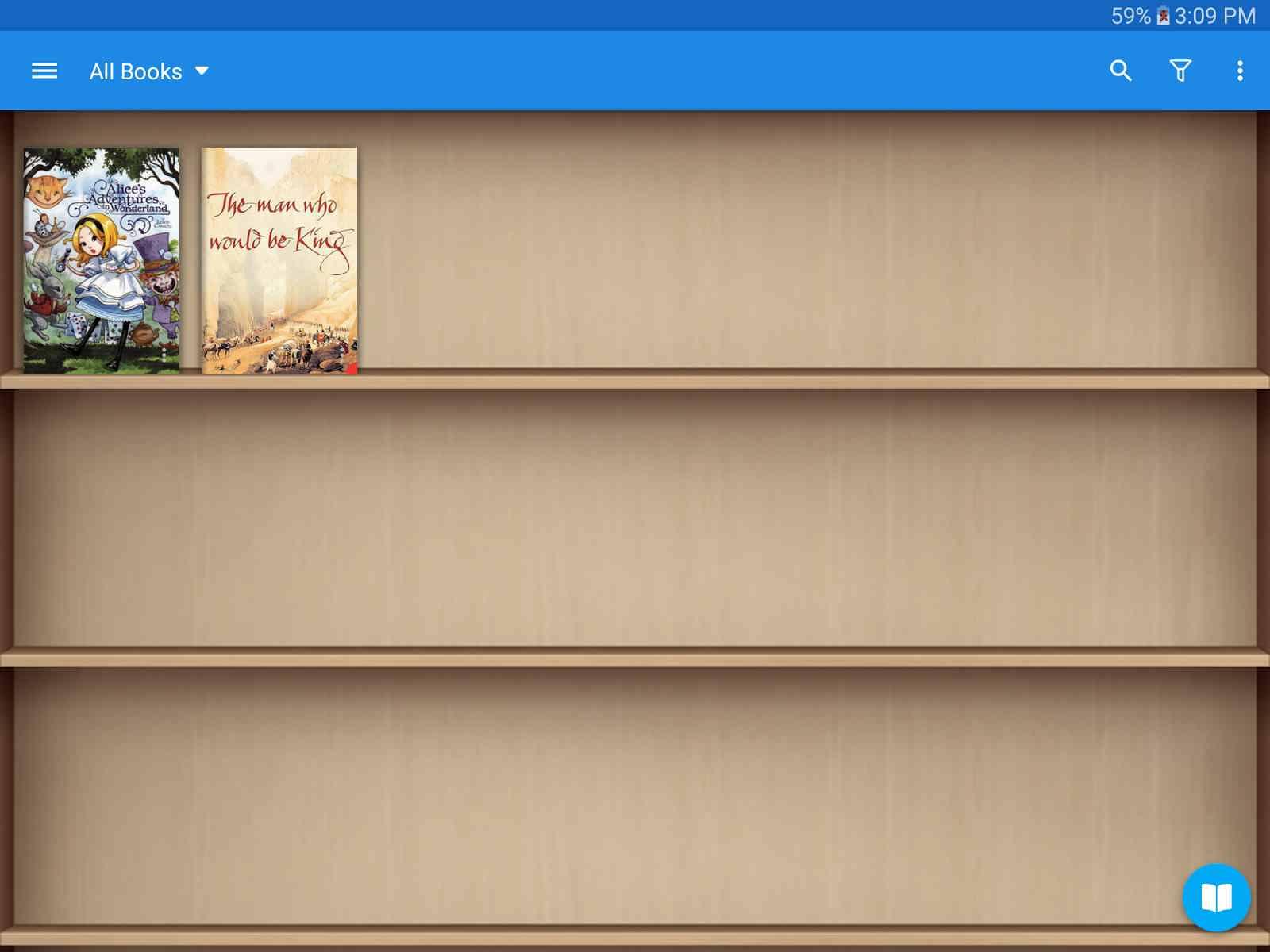 دانلود Moon+Reader Pro 6.2 – برنامه حرفه ای برای مطالعه کتاب اندروید