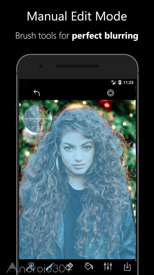 دانلود Phocus : Portrait Mode Editor 16.0.0 – برنامه ویرایش پس زمینه تصاویر اندروید