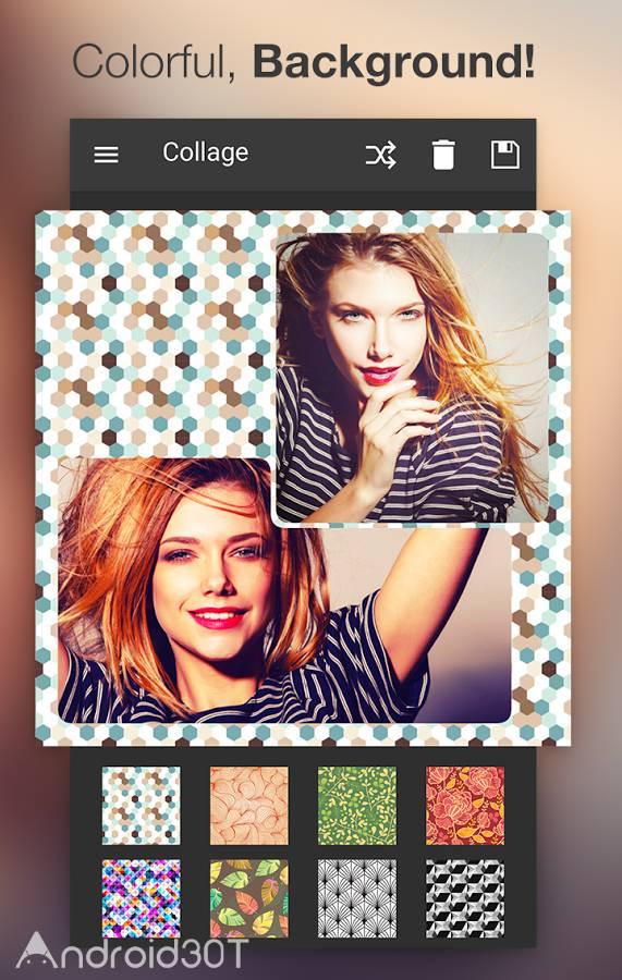 دانلود 2.90 Photo Collage Editor – برنامه ساخت تصاویر کلاژ اندروید