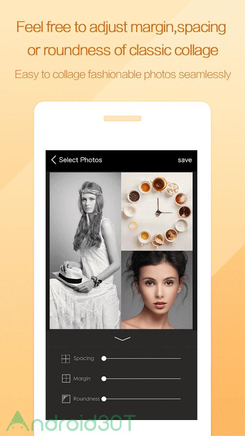 دانلود PhotoWonder 4.1.1.5.1 – برنامه فتو واندر برای ویرایش تصاویر در اندروید