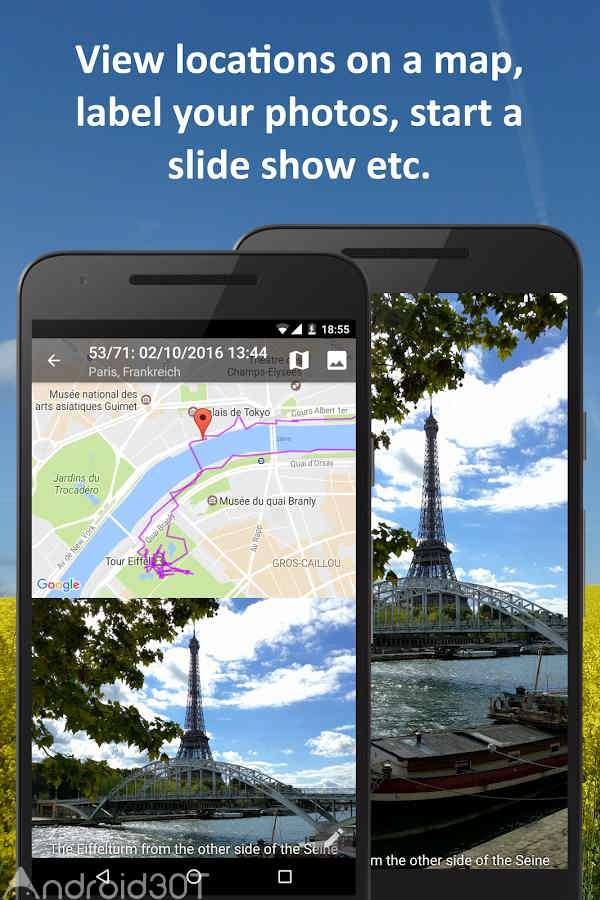 دانلود PhotoMap PRO Photo Gallery 9.6.1 – برنامه ویرایشگر عکس حرفه ای اندروید