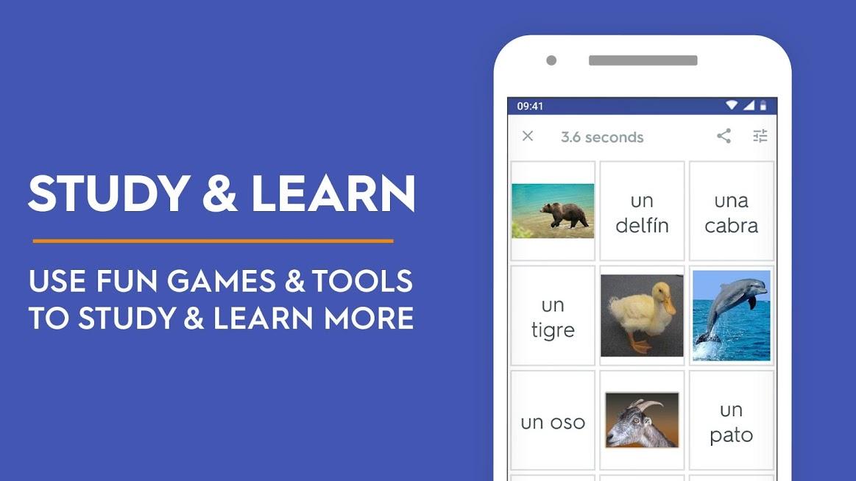 دانلود 5.19.1 Quizlet: Learn Languages – برنامه آموزش زبانهای روز دنیا اندروید