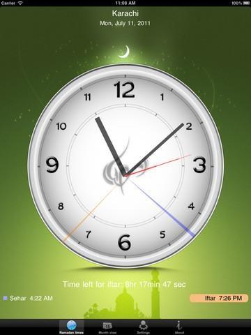 دانلود Ramadan Times 1.33 – برنامه اوقات شرعی ماه رمضان برای اندروید