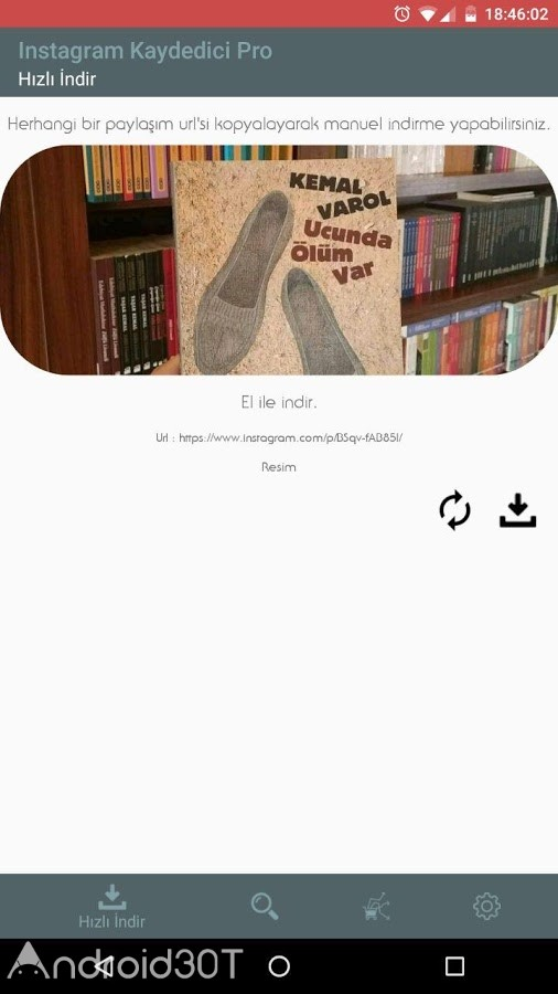 دانلود Recorder Video Instagram Pro 1.5 – برنامه ذخیره عکس پروفایل اینستاگرام اندروید