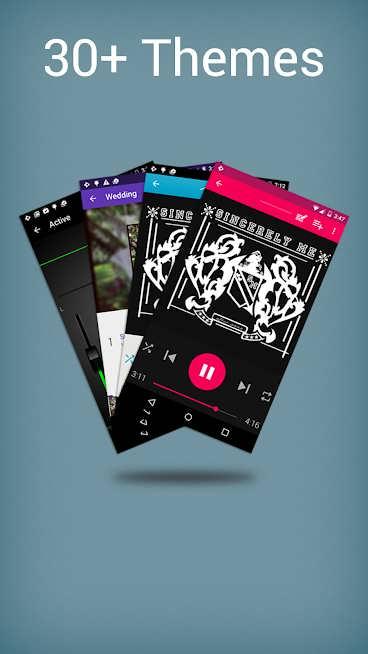 دانلود Rocket Music Player Premium 5.13.12 – موزیک پلیر حرفه ای اندروید