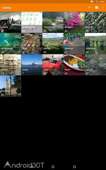 دانلود Simple Gallery Pro 6.15.2 – برنامه گالری ساده و هوشمند اندروید