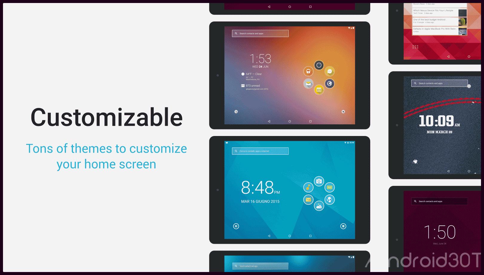 دانلود Smart Launcher Pro 5.4.020 – لانچر هوشمند اندروید