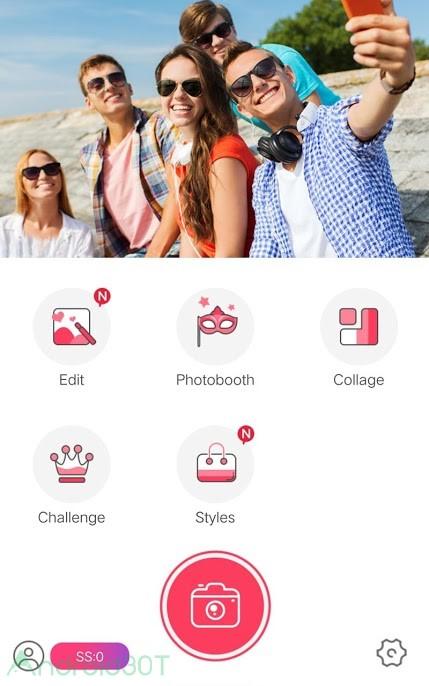 دانلود 4.1.1278 Sweet Selfie – selfie cam – برنامه عکاسی سوییت سلفی اندروید