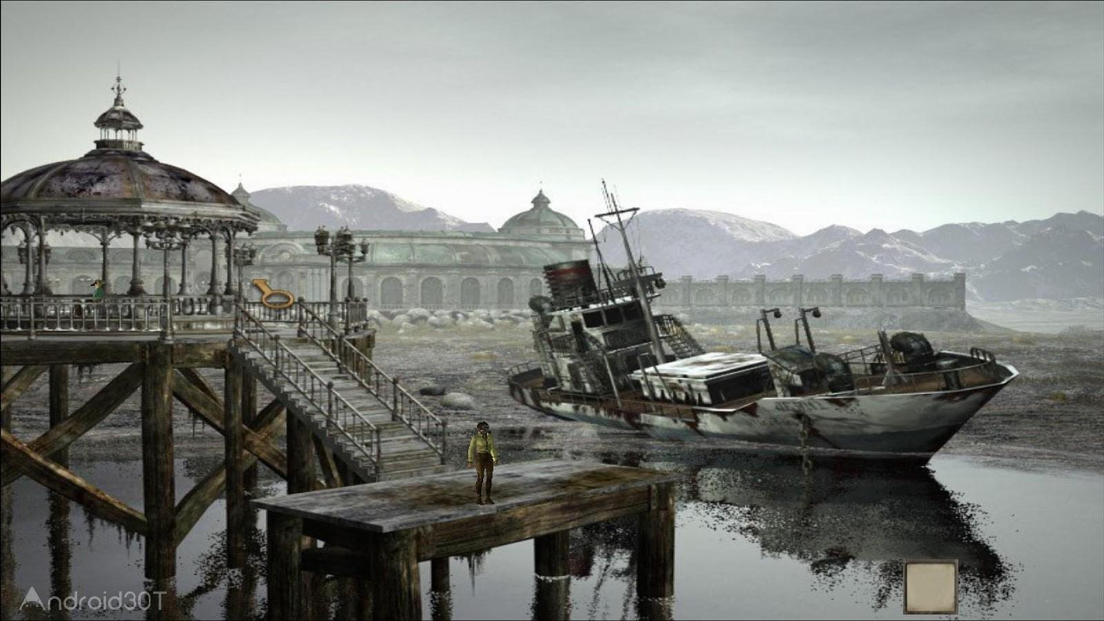 دانلود Syberia (Full) 1.0.6 – بازی ماجراجویی سفر به سیبری اندروید
