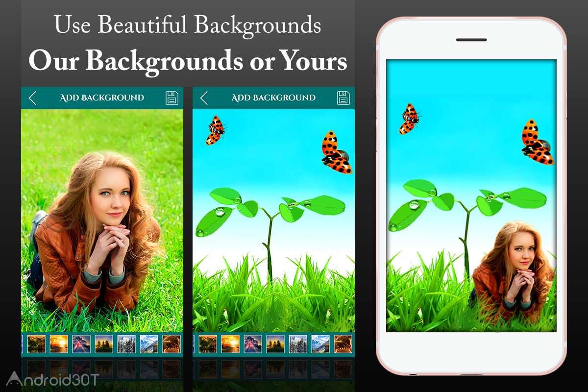 دانلود Ultimate Background Eraser Premium 1.8 – برنامه حذف پس زمینه تصاویر اندروید