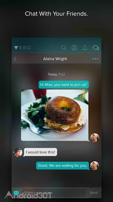 دانلود 1.6.8 Vero – True Social – برنامه شبکه اجتماعی وِرو برای اندروید