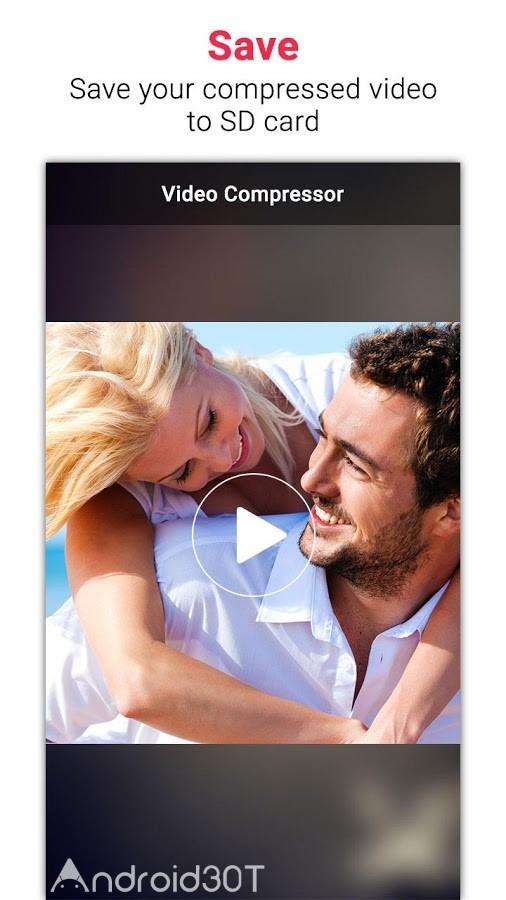 دانلود 3.3 Video Compressor – برنامه کاهش حجم ویدئوهای اندروید