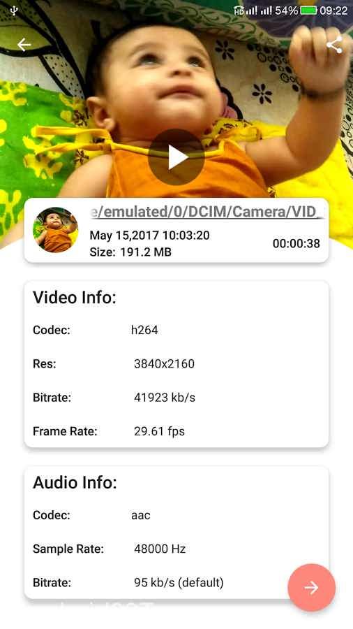 دانلود Video Converter Pro 5.3 – برنامه تبدیل فرمت ویدئو اندروید