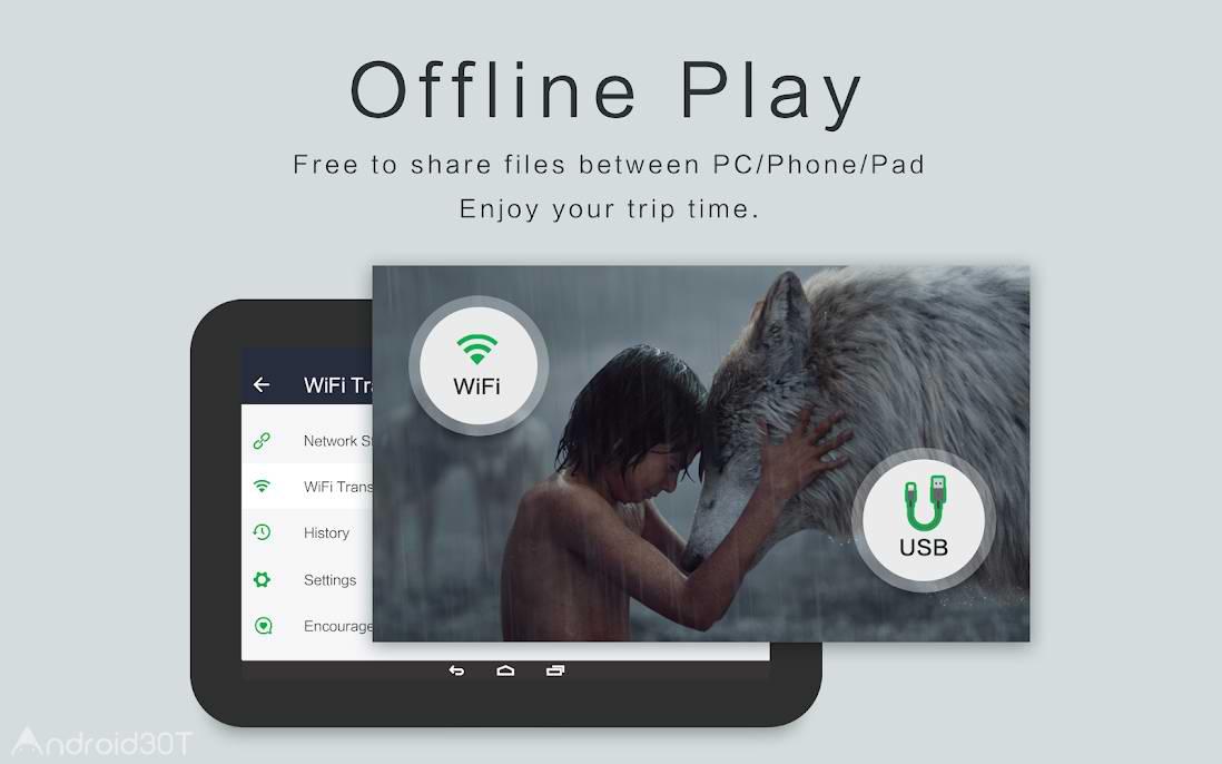 دانلود Video Player All Format – OPlayer 4.00.03 – برنامه پلیر تمام فرمت های اندروید